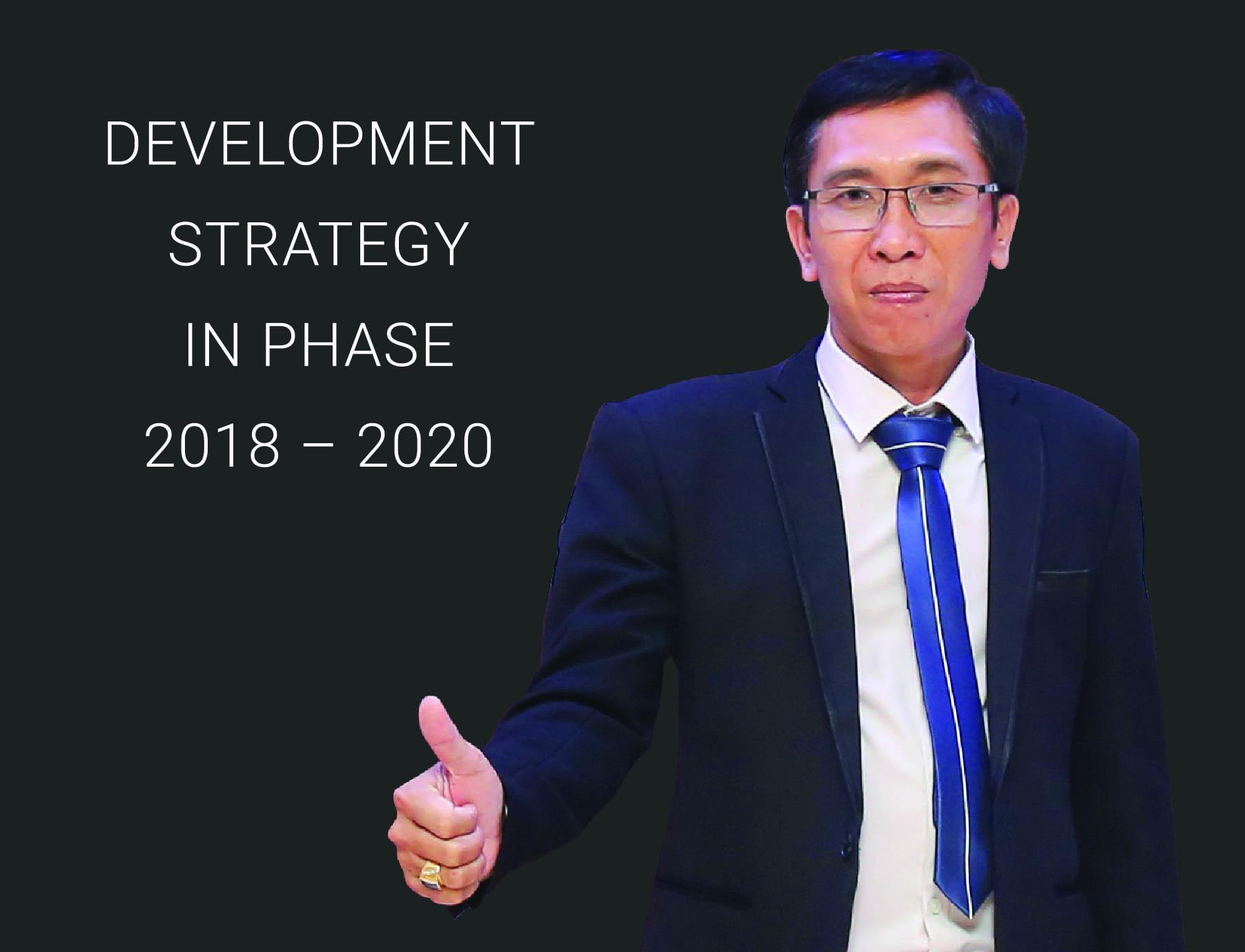 chiến lược phát triển 2018-2020