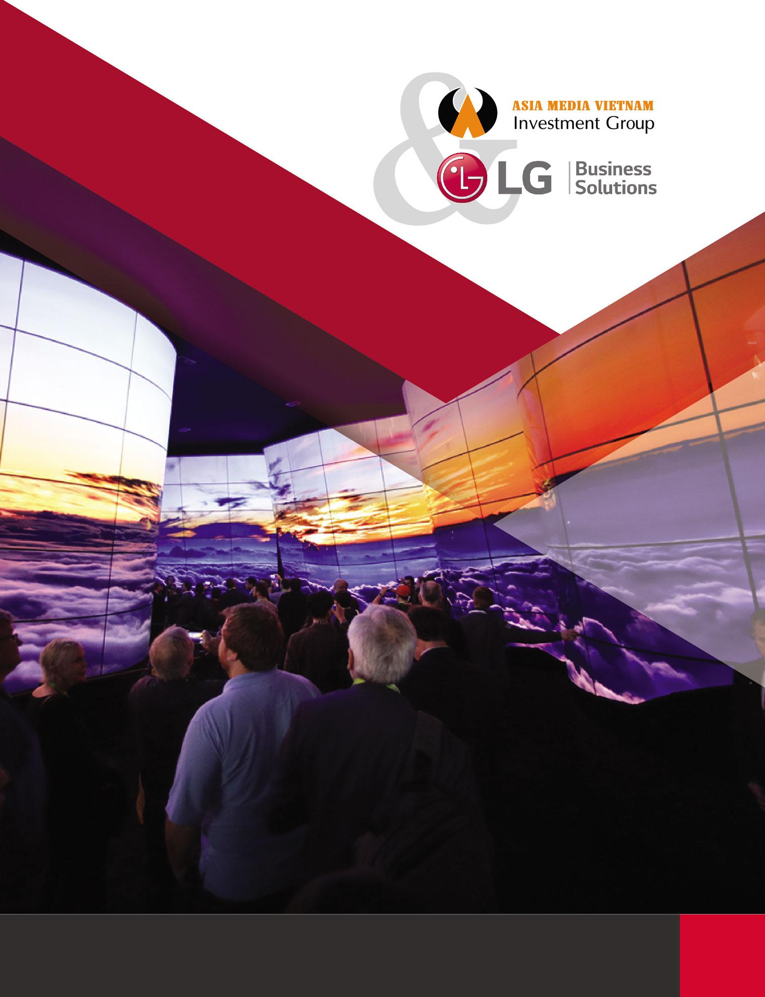LG trở thành đối tác chính thức của Asia Investment group