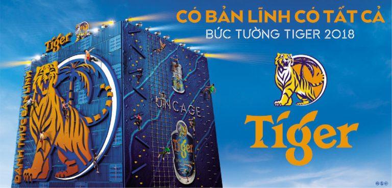 Nhãn hàng bia Tiger