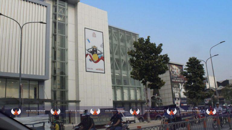 Pano ốp tường cao cấp kích thước lớn – Vincom Gò Vấp - TP Hồ Chí Minh