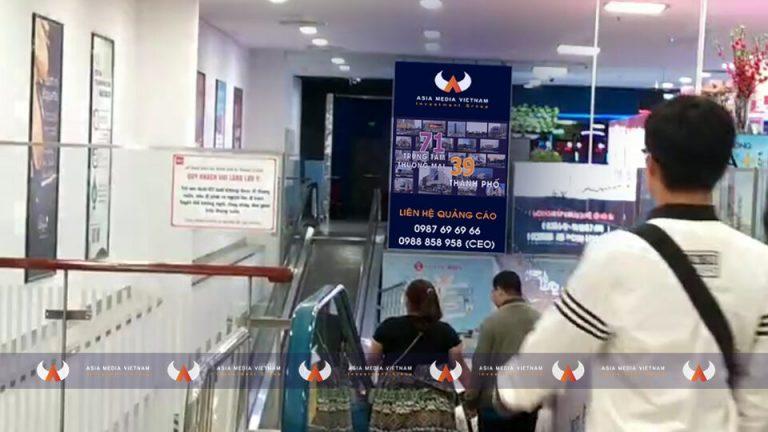 Lotte Mart Đà Nẵng – Thang cuốn thông tầng 4 & 5