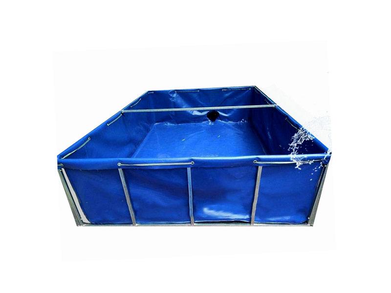 Bạt PVC cho bể cá khung