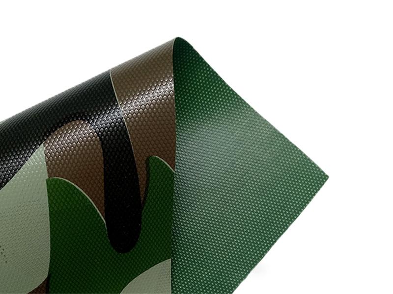 Bạt ngụy trang PVC