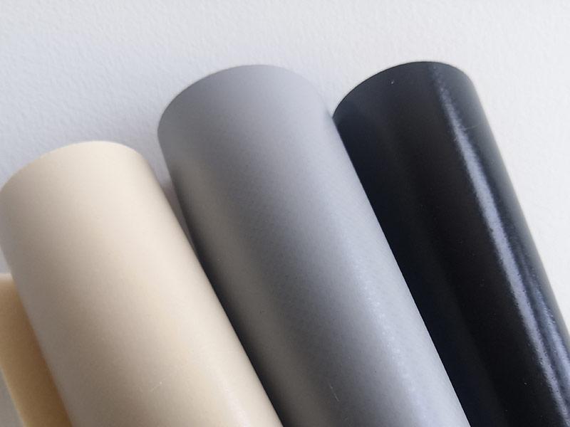 Bạt nhựa PVC 680gsm nóng ở Trung Đông