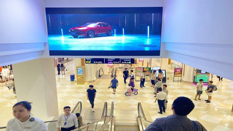 Led Indoor Tại Vincom Mega Mall Royal City – Hà Nội
