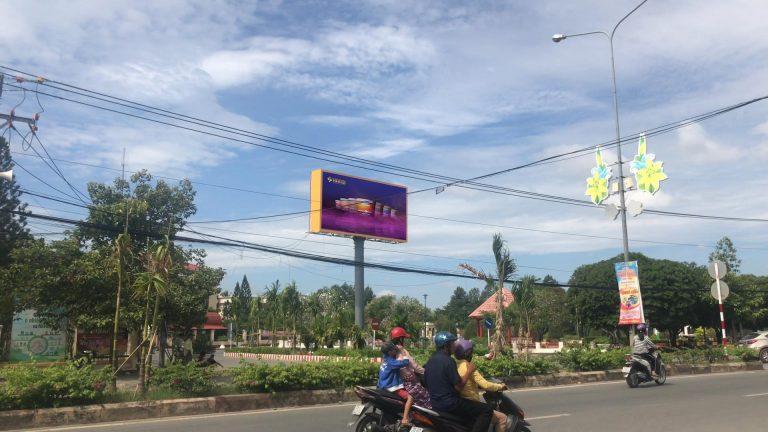 Led Outdoor Tại Đối Diện Siêu Thị Coopmark Gò Dầu – Tây Ninh - Copy
