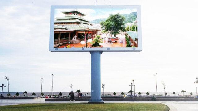 Led Outdoor Tại Quảng Trường Trần Quang Khải – Rạch Giá, Kiên Giang