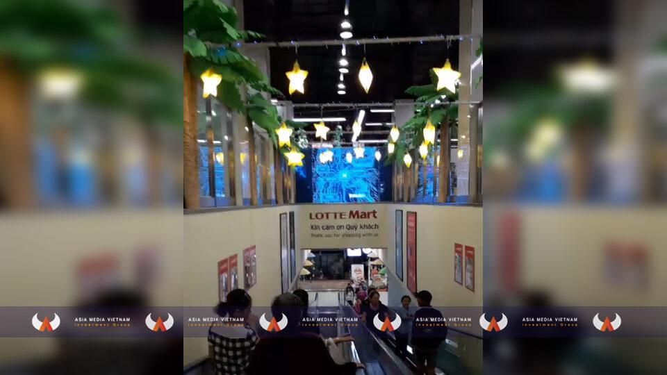 Lotte Cần Thơ - TC thông tầng 1,2