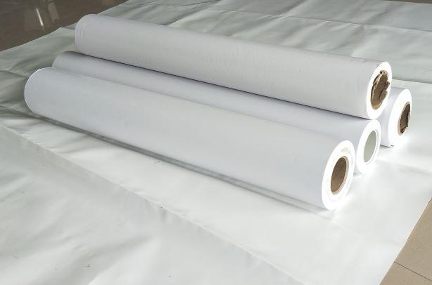 Vật liệu in biểu ngữ flex PVC 320gsm