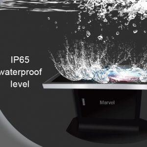 Bàn cà phê màn hình cảm ứng chống nước tương tác đa điểm LCD MWE842