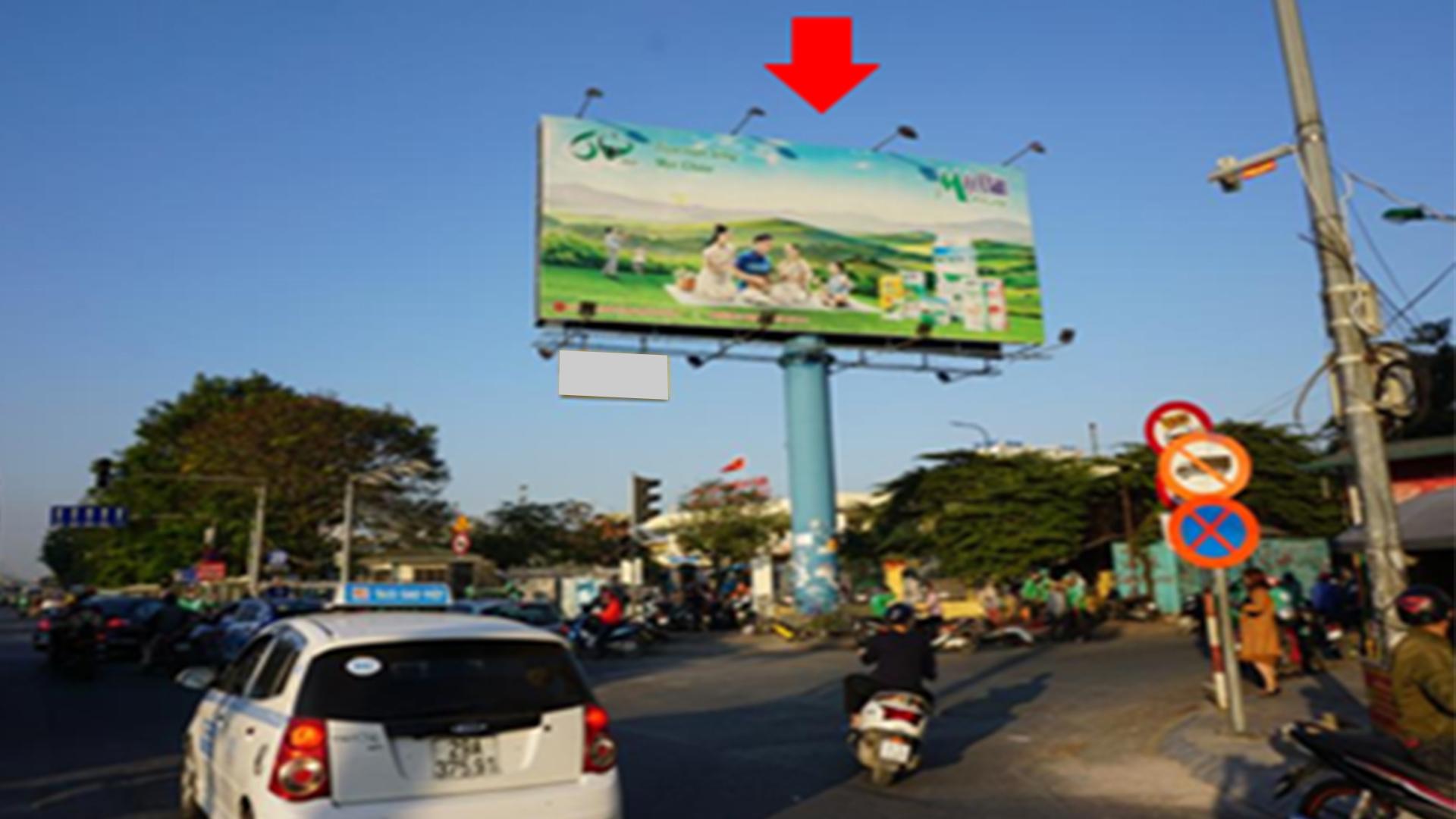 Billboard 2 Mặt Tại HM01 – Bến Xe Giáp Bát – Giải Phóng – Quận Hoàng Mai – Hà Nội