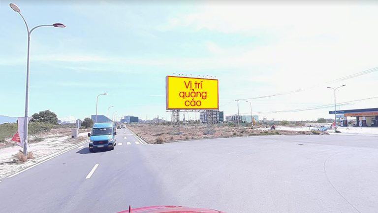 Billboard 2 Mặt Tại Km30 + 150 Đường Nguyễn Tất Thành (Đường Vào Sân Bay Cam Ranh) – Tp. Cam Ranh – Tỉnh Khánh Hòa