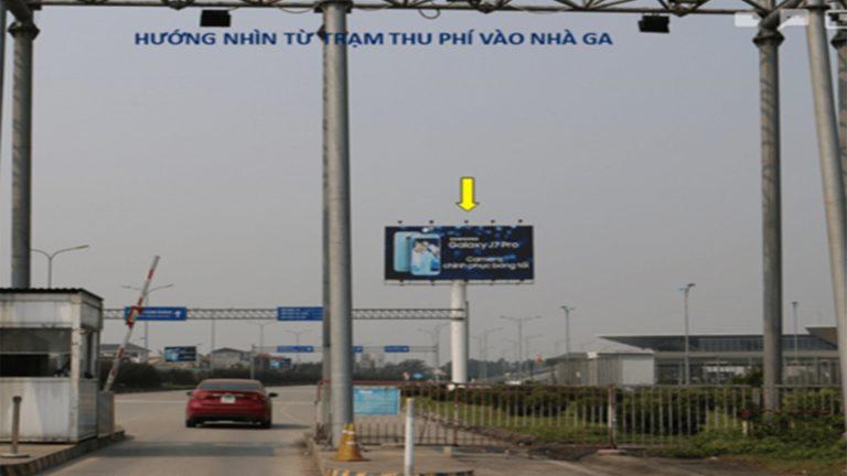 Billboard 2 Mặt Tại Sân Bay Vinh – Tp. Vinh – Tỉnh Nghệ An
