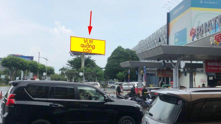 Billboard 3 Mặt Tại Sân Bay Tân Sơn Nhất – Quận Tân Bình – Tp. Hồ Chí Minh