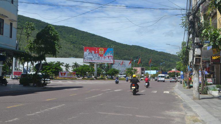 Billboard 3 Mặt Tại Vòng Xoay Bến Xe Quy Nhơn – Tp. Quy Nhơn – Tỉnh Bình Định