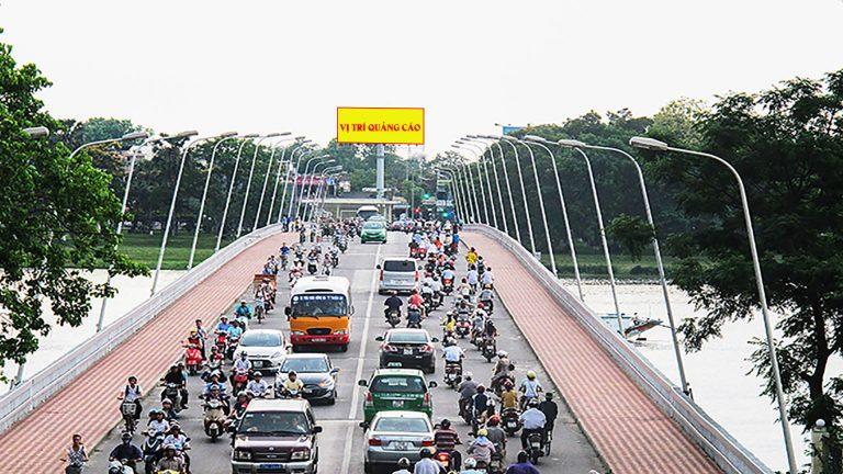 Billboard Tại Bến Xe Du Lịch Nguyễn Hoàng – Phường Phú Hòa – Tp. Huế