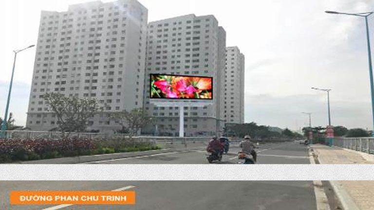 Billboard Tại Cầu Phan Châu Trinh – Quận Bình Thạnh – Hồ Chí Minh