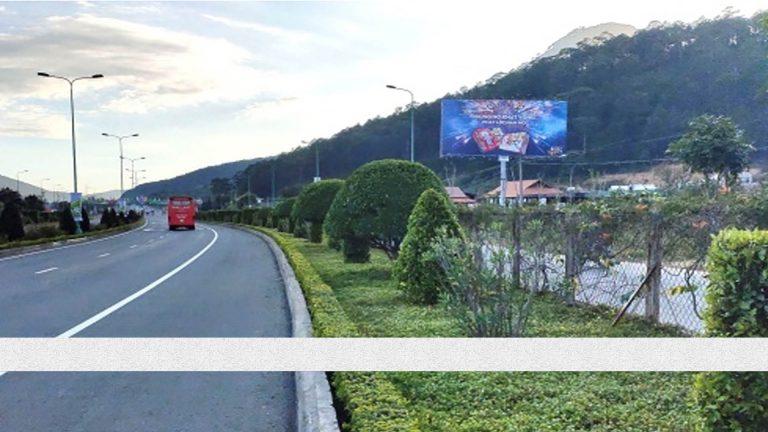 Billboard Tại Sân Bay Liên Khương – Tp. Đà Lạt – Tỉnh Lâm Đồng