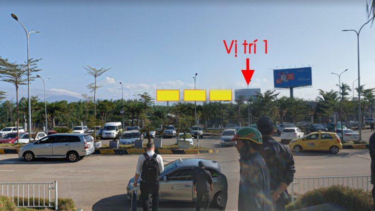 Billboard Tại Sân Bay Phù Cát Lối Vào Ra Cổng Chính (Vị Trí 1) – Tỉnh Bình Định
