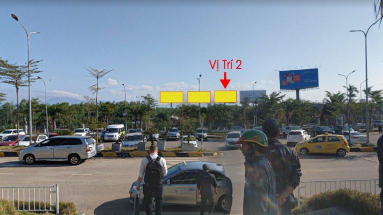 Billboard Tại Sân Bay Phù Cát Lối Vào Ra Cổng Chính (Vị Trí 2) – Tỉnh Bình Định