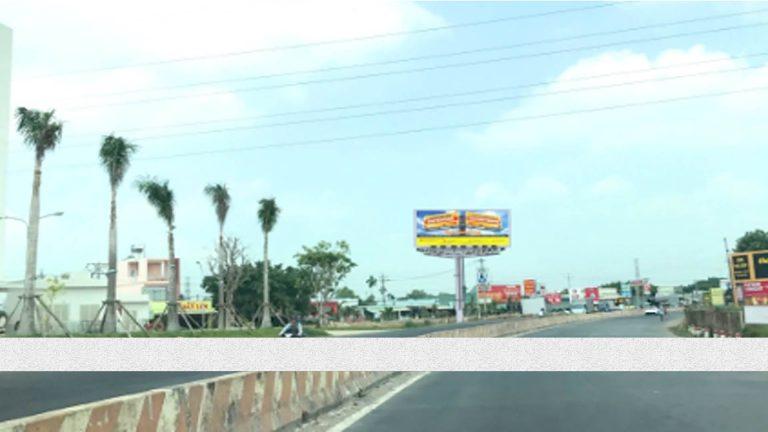 Billboard Tại Siêu Thị CoopMark Gò Dầu – Huyện Gò Dầu – Tỉnh Tây Ninh