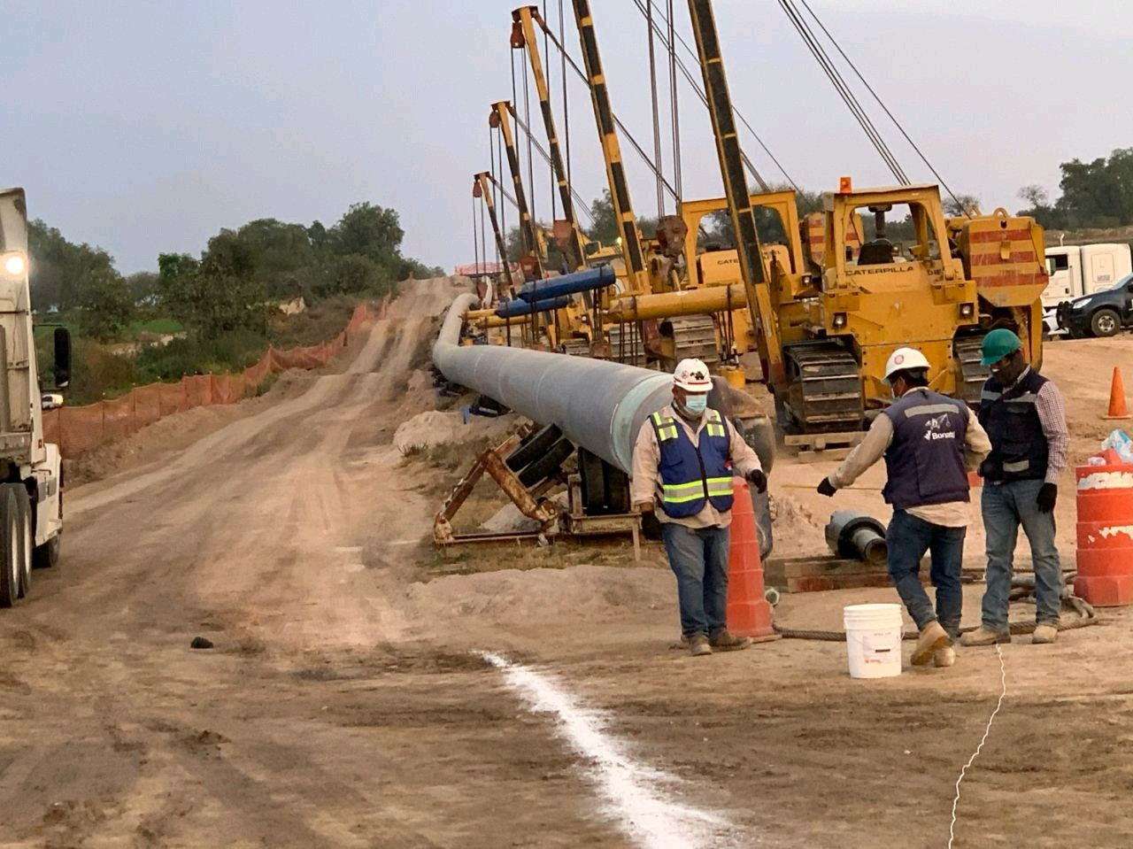 Dự án đường ống dẫn dầu ở Pakistan