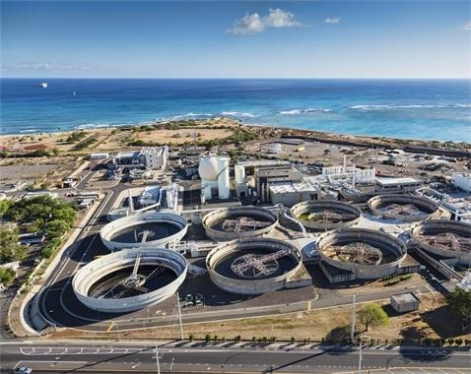 Dự án nước thải Sindico Ở New Zealand