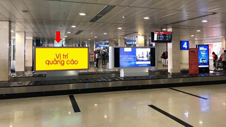 Hộp Đèn Tại (DAR.67) Băng Chuyền Nhận Hành Lý Số 04 – Sân Bay Tân Sơn Nhất – Quận Tân Bình – Tp. Hồ Chí Minh