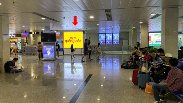 Hộp Đèn Tại (DDB1.31) Phòng Chờ Hành Khách Hãng Vietnam Airlines – Sân Bay Tân Sơn Nhất – Quận Tân Bình – Tp. Hồ Chí Minh