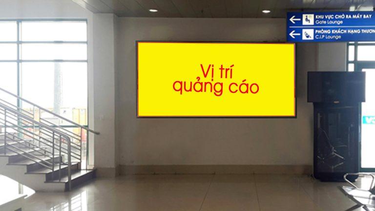 Hộp Đèn Tại (HU02) Khu Vực Sau Cửa An Ninh Soi Chiếu – Sân Bay Phú Bài – Thị Xã Hương Thủy – Tỉnh Thừa Thiên Huế