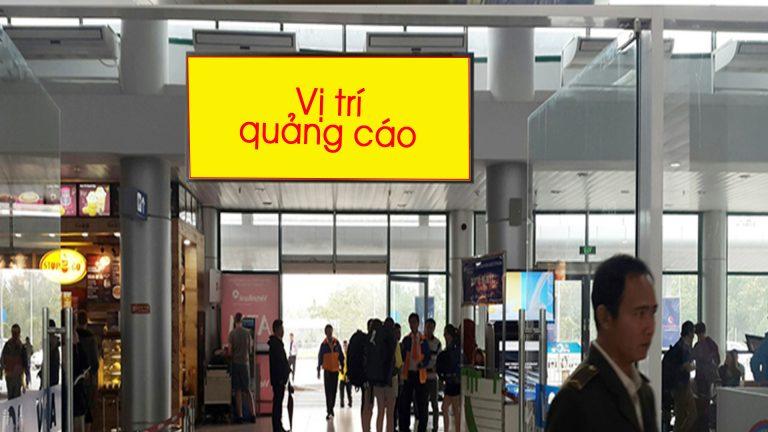 Hộp Đèn Tại (HU03) Khu Vực Lối Ra Ga Đến – Sân Bay Phú Bài – Thị Xã Hương Thủy – Tỉnh Thừa Thiên Huế