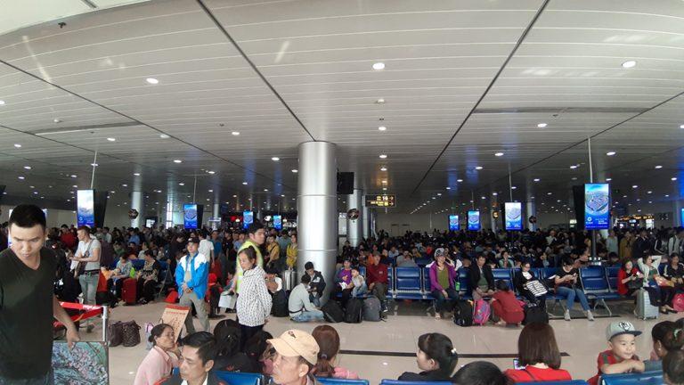 Led Indoor Tại 43″ Phòng Chờ VIETJET Tầng 1 – Sân Bay Tân Sơn Nhất – Quận Tân Bình – Tp. Hồ Chí Minh (16 Vị Trí)