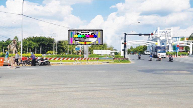 Led Outdoor Tại Cầu Bảo Định – Coopmart, Phường 2 – Tp. Tân An – Tỉnh Long An