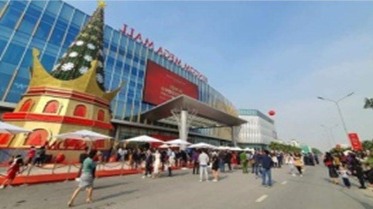 Led Outdoor Tại Vincom Mega Mall Ocean Park – Hà Nội
