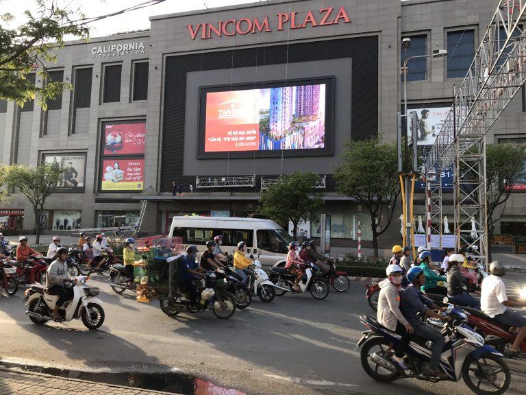 Led Outdoor Tại Vincom Xuân Khánh – Cần Thơ