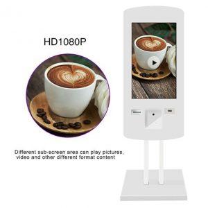 MWE643 HD Stand Alone Digital Signage Màn hình LCD cho nhà hàng