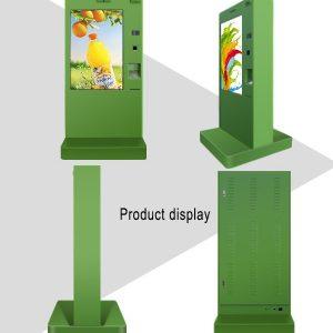 MWE807 HD tất cả trong một bảng hiệu kỹ thuật số trong nhà đa màn hình