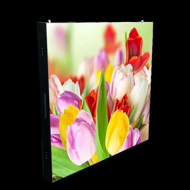 Màn hình phông nền màn hình LED HD trong nhà P2.5mm (dịch vụ phía trước & lắp đặt phía trước)
