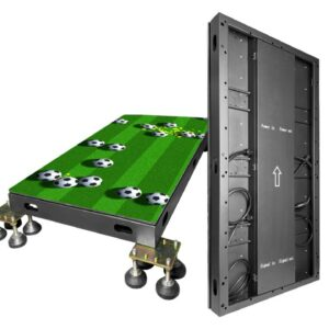 PH3,91mm (Tủ thép) Màn hình LED sàn (Tương tác or Bình thường)
