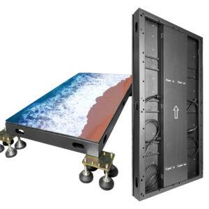 PH5.2mm (Tủ thép) Màn hình LED sàn (Tương tác or Bình thường)