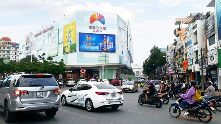Pano Ốp Tường Tại 01 Đại Lộ Hòa Bình – Phường Tân An – Quận Ninh Kiều – Tp. Cần Thơ (Mặt Tiền TTTM)