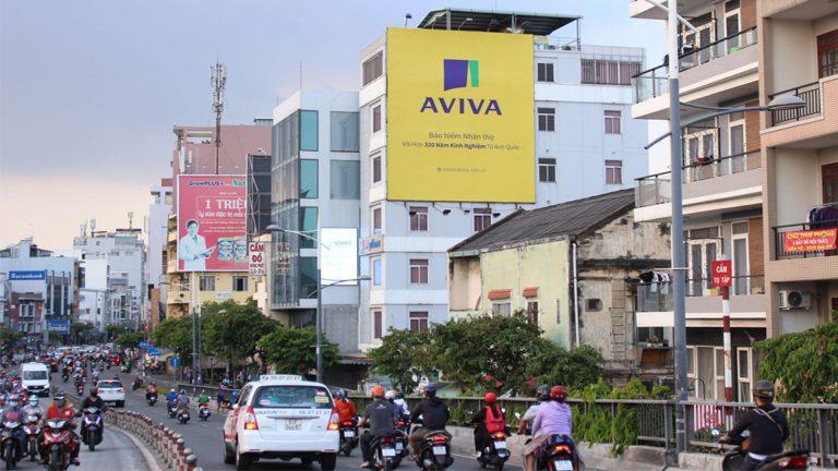 Pano Ốp Tường Tại 04 Cầu Nguyễn Văn Cừ – Quận 4 – Tp. Hồ Chí Minh