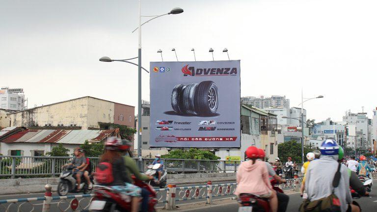 Pano Ốp Tường Tại 05 Cầu Nguyễn Văn Cừ – Quận 5 – Tp. Hồ Chí Minh