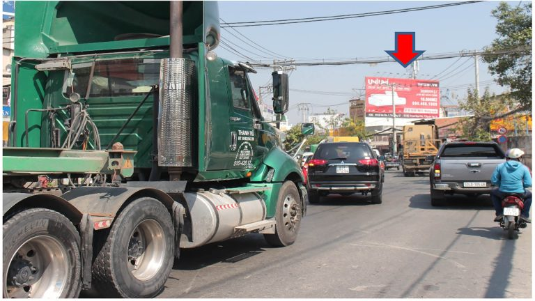 Pano Ốp Tường Tại 297 Huỳnh Tấn Phát – Tân Thuận Đông – Quận 7 – Tp. Hồ Chí Minh