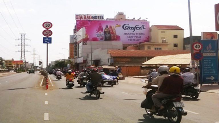 Pano Ốp Tường Tại 36B Kinh Dương Vương, Quận 6 (Vòng Xoay Phú Lâm) – Tp. Hồ Chí Minh