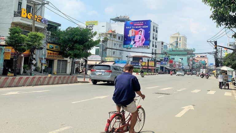 Pano Ốp Tường Tại 58 Huỳnh Tấn Phát (Cầu Tân Thuận 1) – Quận 7 – Tp. Hồ Chí Minh