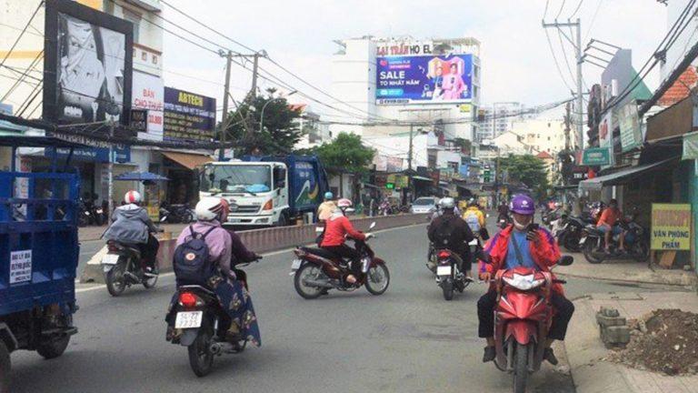 Pano Ốp Tường Tại 650 Huỳnh Tấn Phát – Quận 7 – Tp. Hồ Chí Minh
