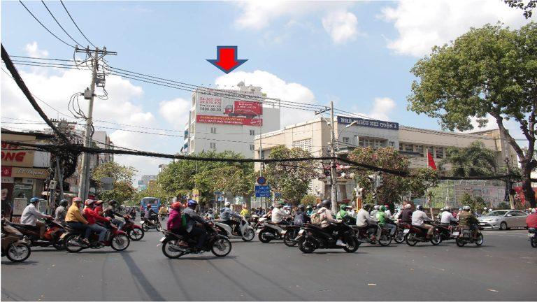 Pano Ốp Tường Tại Ngã 3 Nguyễn Đình Chiểu – Cách Mạng Tháng 8 – Quận 3 – Tp. Hồ Chí Minh