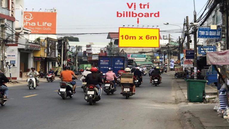 Pano Ốp Tường Tại Ngã 3 Phạm Thuận – Phường Tam Hiệp – Tp. Biên Hòa – Tỉnh Đồng Nai