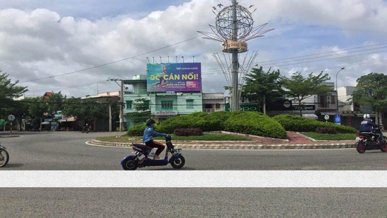 Pano Ốp Tường Tại Ngã 5 Ngô Gia Tự – Trần Phú – Tp. Phan Rang – Tỉnh Ninh Thuận